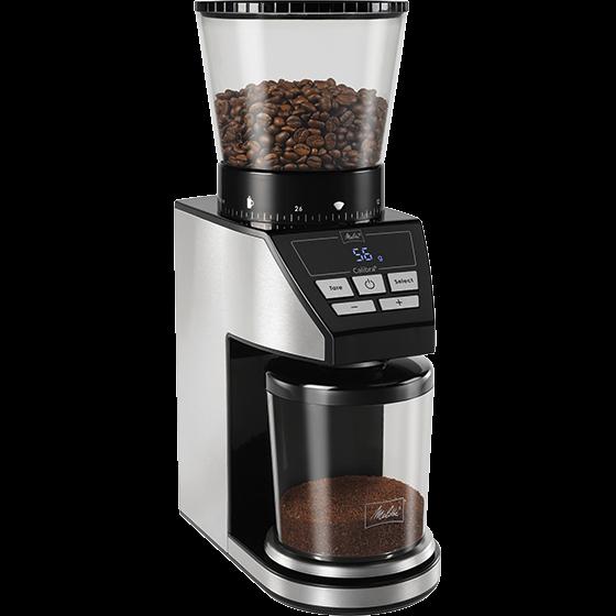 Calibra® Kaffeemühle mit integrierter Waage