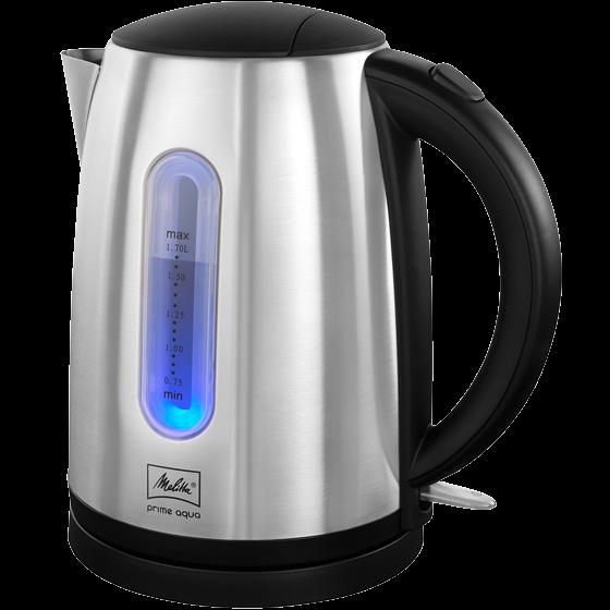 Prime Aqua Wasserkocher, 1,7l, edelstahl