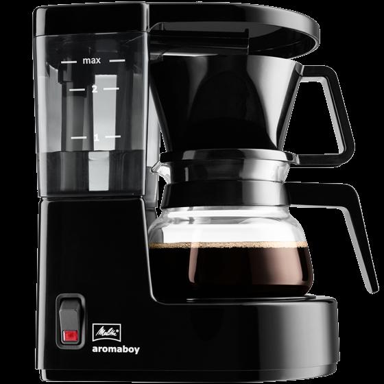 Aromaboy® Filterkaffeemaschine, schwarz